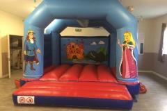 Princess Bouncy Castle 12 x 12