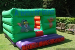 Tom and Jerry 10x10 Bouncy Castle