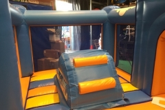 Inflatable Fun House Activity Centre Stairs