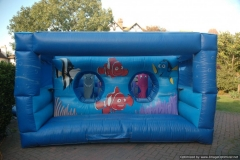 inflatable Obstacle Course front